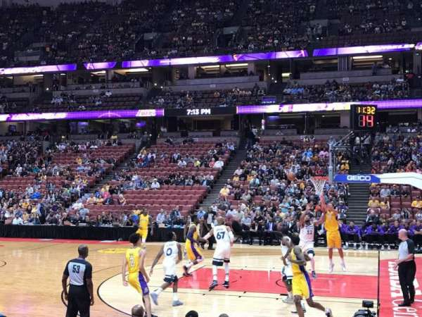 Honda Center, section: 220, row: F, seat: 13