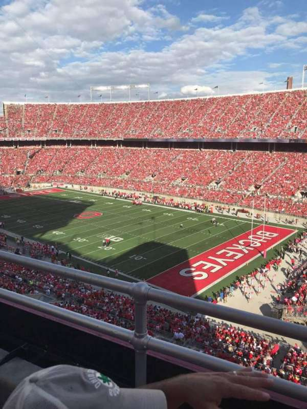 Ohio Stadium, section: 29C, row: 2, seat: 33