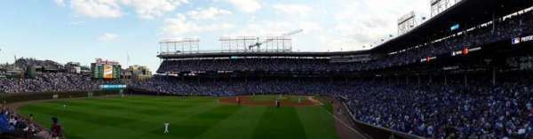 Wrigley Field, section: 502, row: 13, seat: 5-6