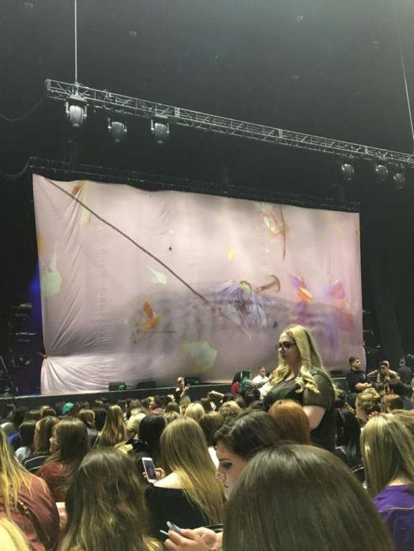 Toyota Music Factory, section: 102, row: N, seat: 14