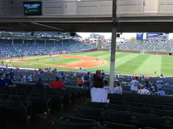 Wrigley Field, section: 228, row: 20, seat: 2