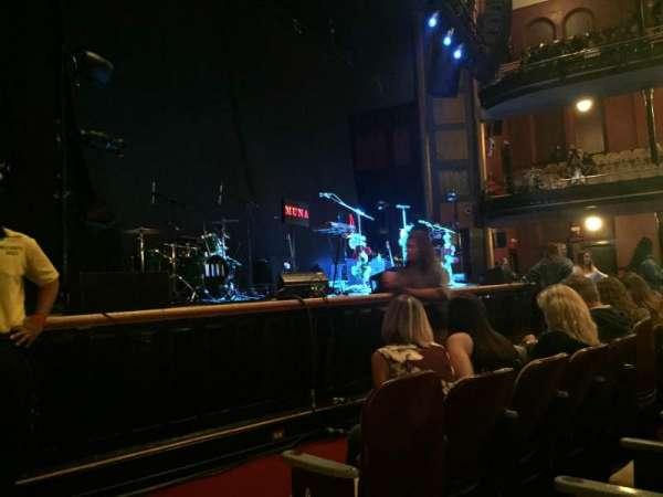 Massey Hall, section: LCF, row: C, seat: 12
