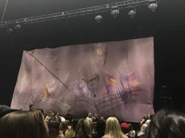 Toyota Music Factory, section: 101, row: K, seat: 11