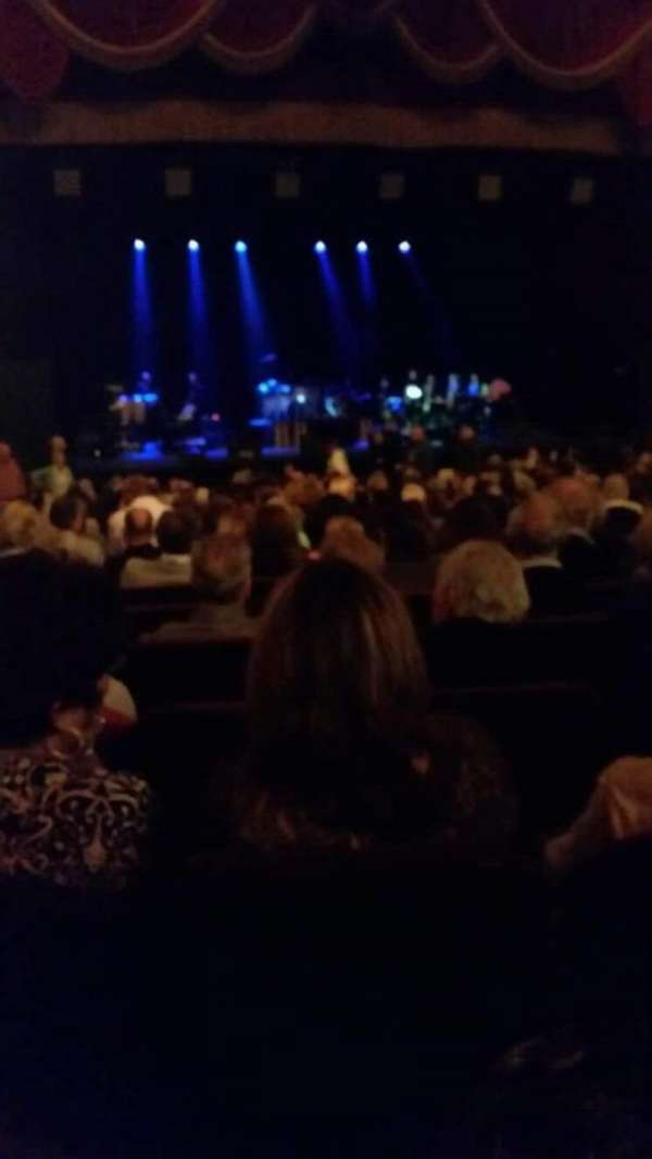 Providence Performing Arts Center, section: 2, row: x, seat: 121