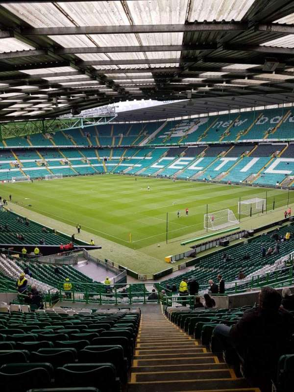Celtic Park, section: 118, row: UU, seat: 45