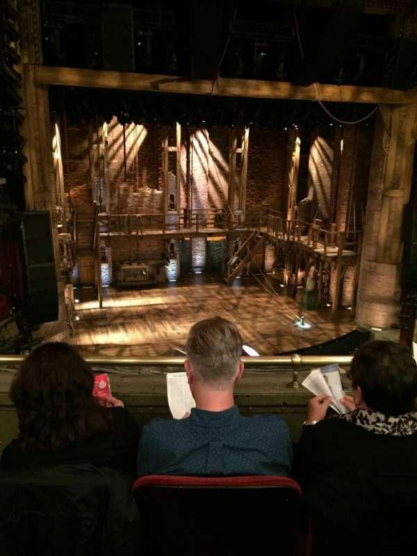 CIBC Theatre, section: Mezzanine LC, row: C, seat: 321