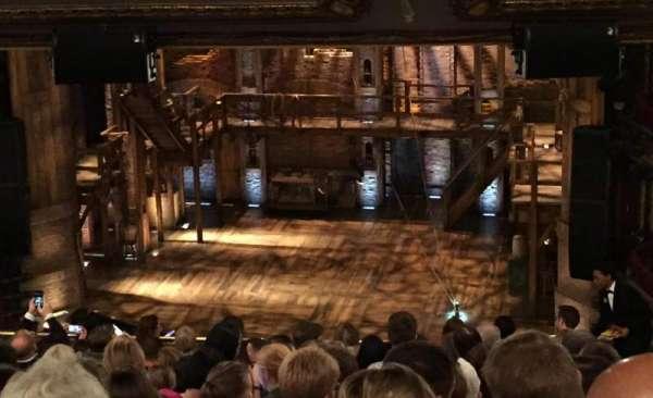 CIBC Theatre, section: Mezzanine RC, row: N, seat: 322