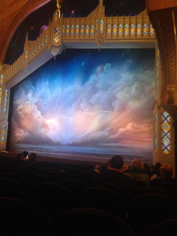 Eugene O'Neill Theatre, section: Orchestra R, row: K, seat: 22