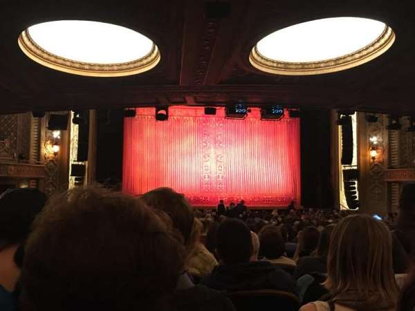 Paramount Theatre (Seattle), section: Main Floor 3, row: FF, seat: 5