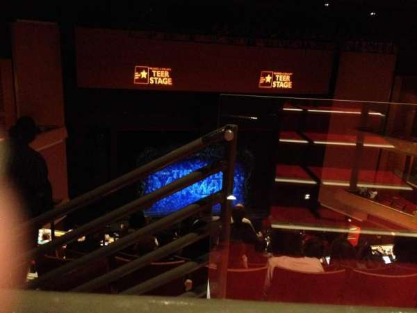 Durham Performing Arts Center, section: Balcony 8, row: K, seat: 301