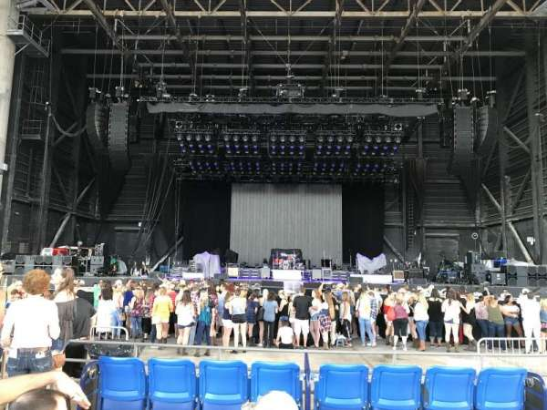 MidFlorida Credit Union Amphitheatre, section: Box 11, seat: 7 and 8