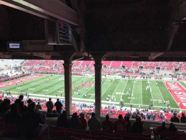 Ohio Stadium, section: 16B, row: 15, seat: 21