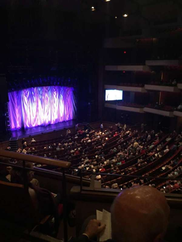 Carol Morsani Hall at the Straz, section: Balcony, row: BB, seat: 031