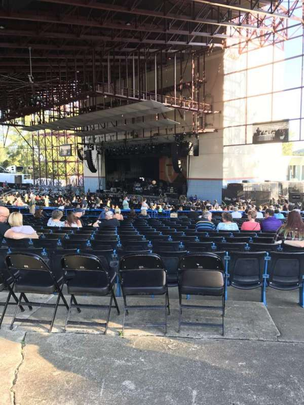Riverbend Music Center, section: 900, row: AA, seat: 970