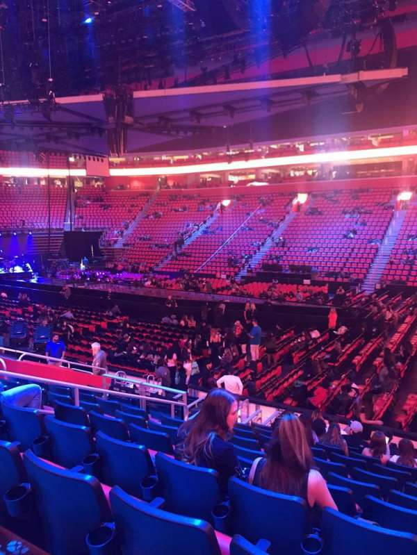 Little Caesars Arena, section: 120, row: 14, seat: 5