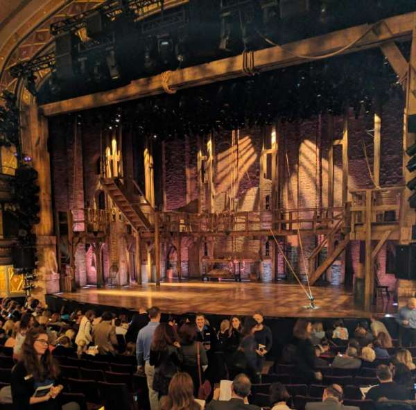 Richard Rodgers Theatre, section: Orchestra R, row: N, seat: 10 and 12