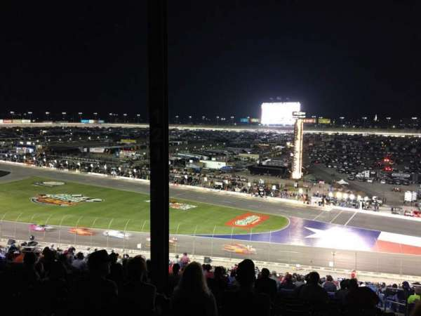 Texas Motor Speedway, section: PU121, row: 59, seat: 15