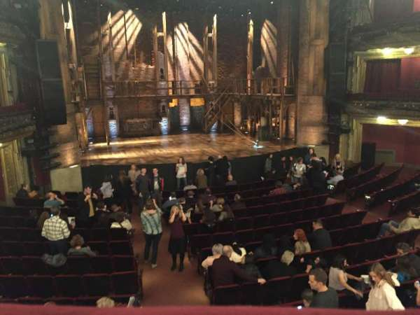 CIBC Theatre, section: Dress Circle LC, row: A, seat: 225