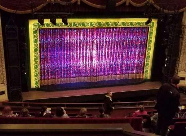 Orpheum Theatre (Minneapolis), section: Balcony, row: 7, seat: 12