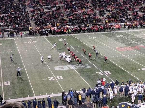Maryland Stadium, section: 203, row: c, seat: 19