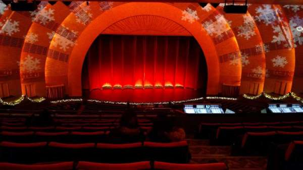 Radio City Music Hall, section: 2nd Mezzanine 5, row: J, seat: 502