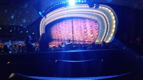 Zappos Theater, section: 202, row: C, seat: 3-4