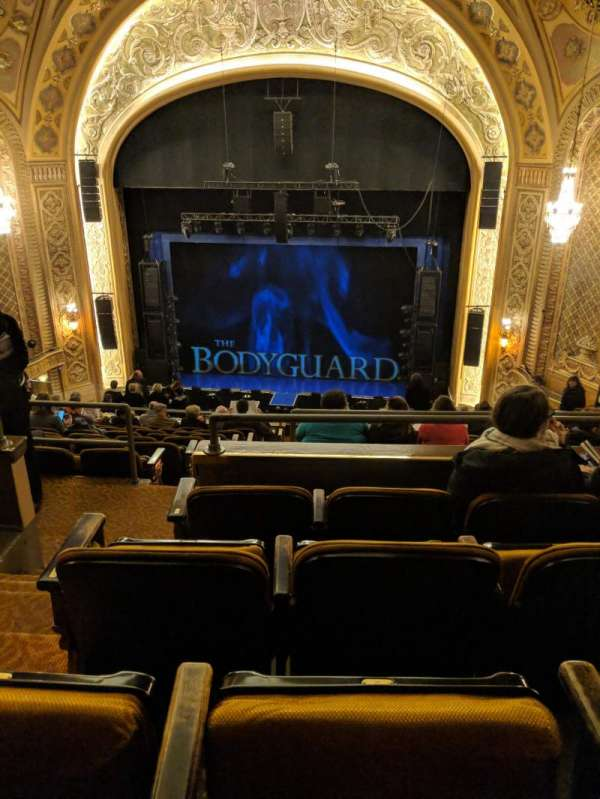 Paramount Theatre (Seattle), section: Mez 22, row: M, seat: 2