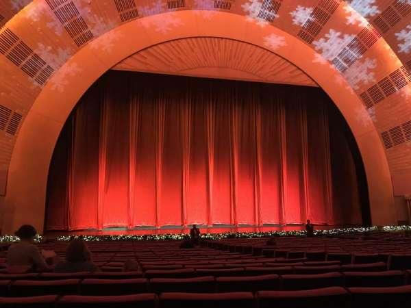 Radio City Music Hall, section: Orchestra 5, row: YY, seat: 505-508