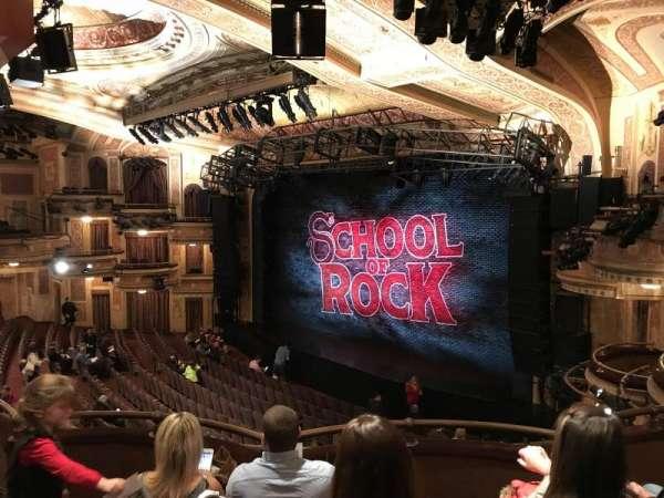 Winter Garden Theatre, section: Mezzanine R, row: D, seat: 22
