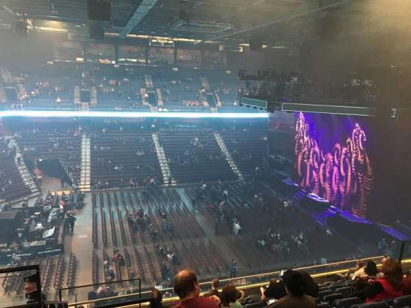 Mohegan Sun Arena, section: 107, row: K, seat: 119
