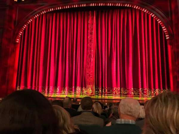 Shubert Theatre, section: Orchestra C, row: K, seat: 104