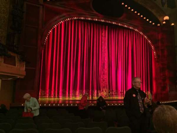 Shubert Theatre, section: Orchestra L, row: N, seat: 7