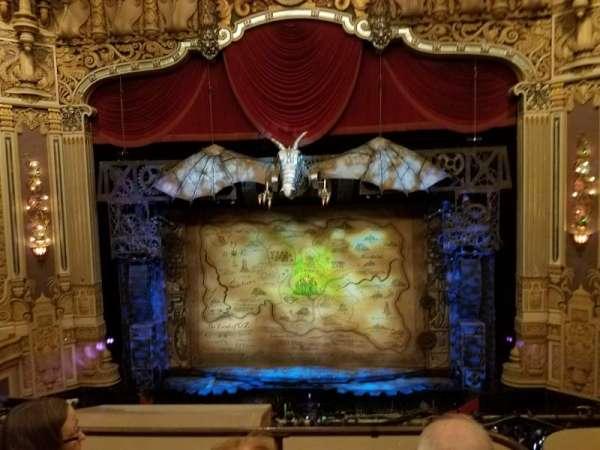 Nederlander Theatre (Chicago), section: LOGE C, row: C, seat: 308