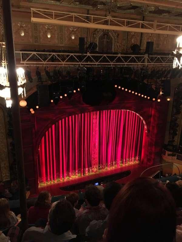Shubert Theatre, section: Mezzanine L, row: F