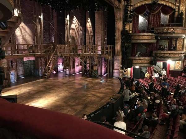 Richard Rodgers Theatre, section: Box B