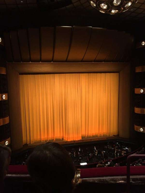 David H. Koch Theater, section: Left, row: 3rd Ring, seat: B1