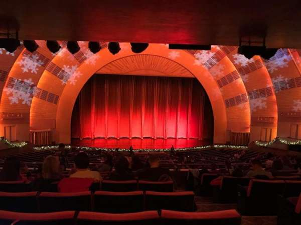 Radio City Music Hall, section: 1st Mezzanine 5, row: H, seat: 502
