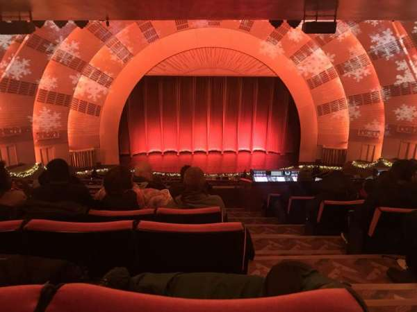 Radio City Music Hall, section: 2nd Mezzanine 5, row: J, seat: 501