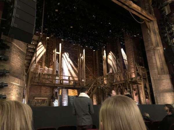 CIBC Theatre, section: Orchestra L, row: G, seat: 11