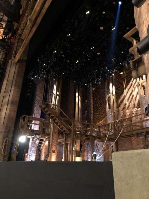 CIBC Theatre, section: Orchestra R, row: C, seat: 14