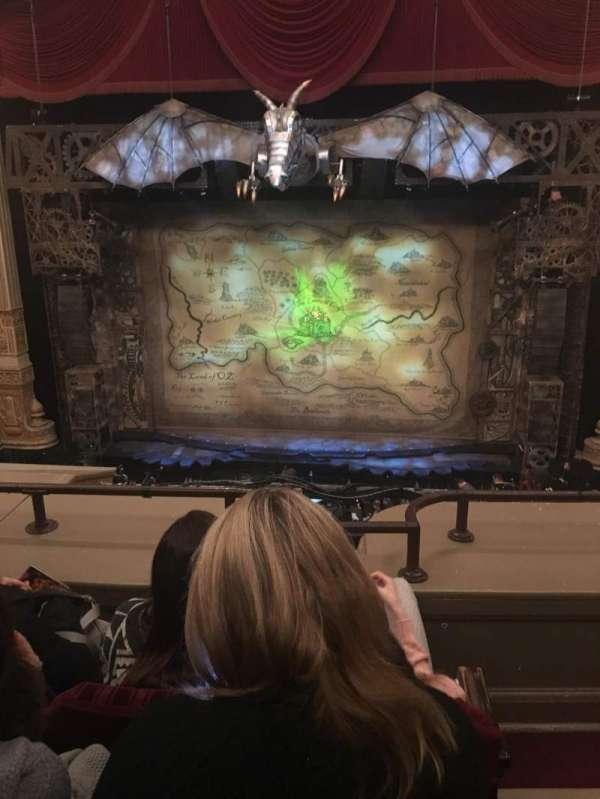 Nederlander Theatre (Chicago), section: Loge C, row: C, seat: 310