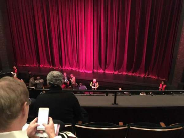 Mainstage at the New York City Center, section: GTR, row: C, seat: 121