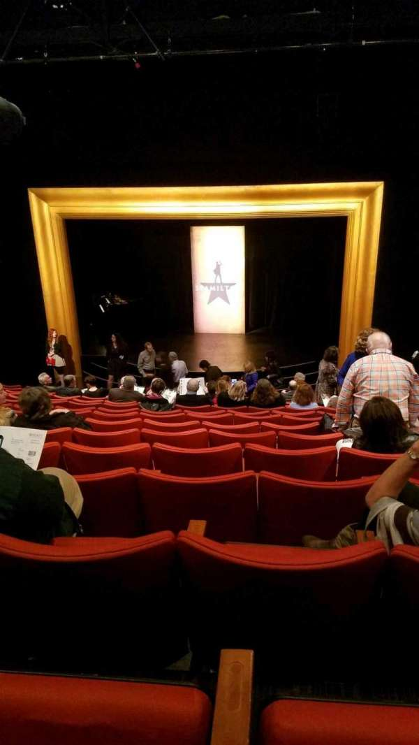 Kirk Douglas Theatre, section: Main, row: Q, seat: 113