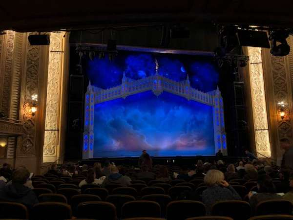 Paramount Theatre (Seattle), section: Main Floor 3, row: V, seat: 10