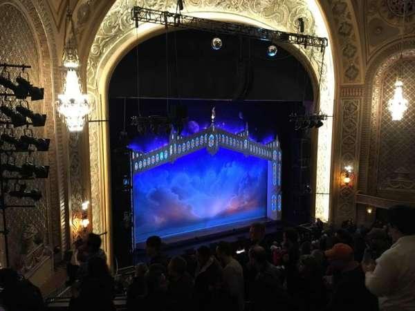 Paramount Theatre (Seattle), section: Mezzanine 15, row: E, seat: 5