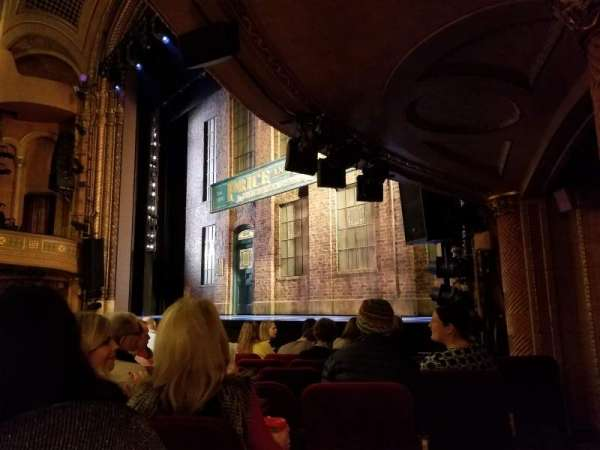 Al Hirschfeld Theatre, section: Orchestra R, row: H, seat: 22