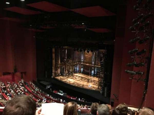 San Diego Civic Theatre, section: Upper Loge Right 1, row: H, seat: 6-8