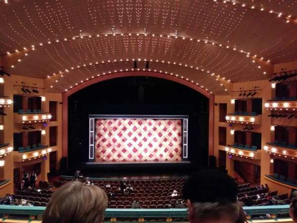 Procter And Gamble Hall at the Aronoff Center, section: Loge C, row: D, seat: 208