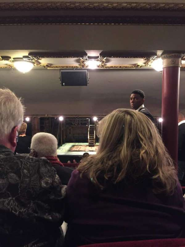 CIBC Theatre, section: Dress Circle C, row: G, seat: 208