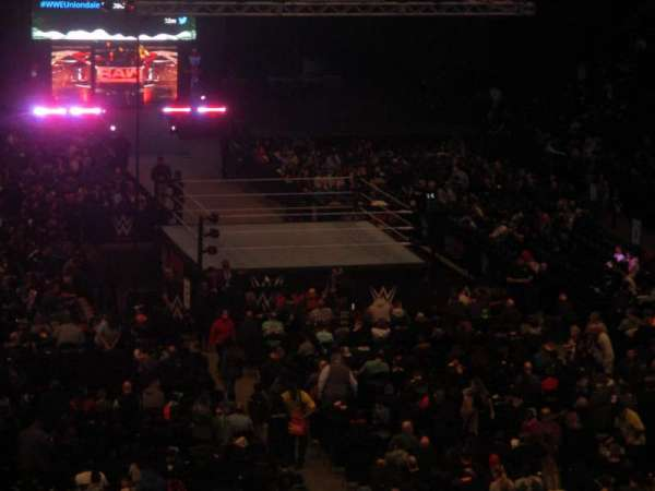 Nassau Veterans Memorial Coliseum, section: 215, row: 4, seat: 2